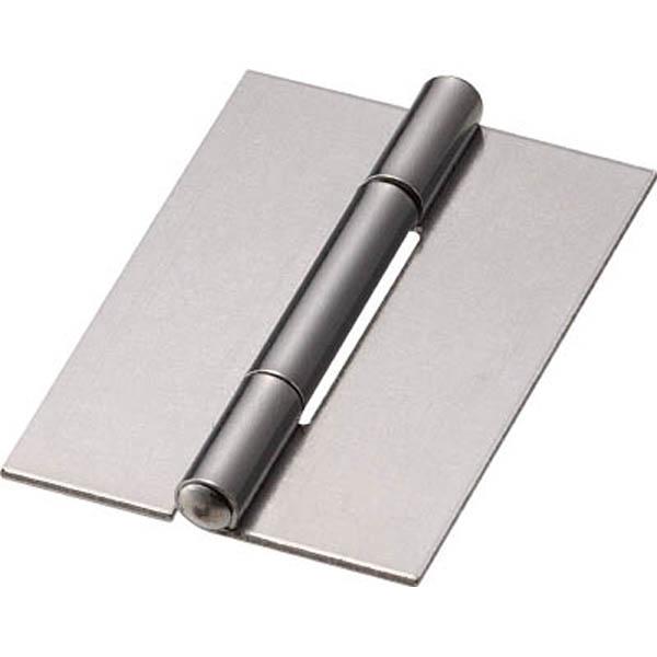 【CAINZ DASH】TRUSCO スチール製薄口溶接蝶番 全長38.0mm (10個入)