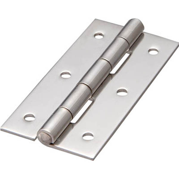 【CAINZ DASH】TRUSCO ステンレス製蝶番 全長65mm (1個=1袋)