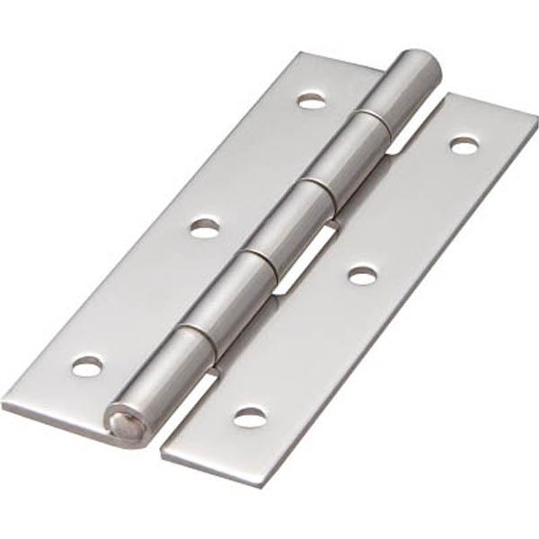 【CAINZ DASH】TRUSCO ステンレス製蝶番 全長75mm (1個=1袋)