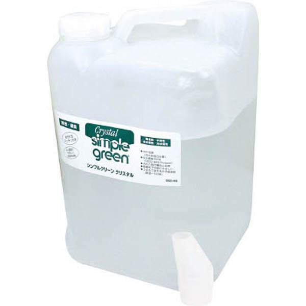 KDS 多目的洗剤 シンプルグリーンクリスタル 詰替用 18.92L SGC-5G