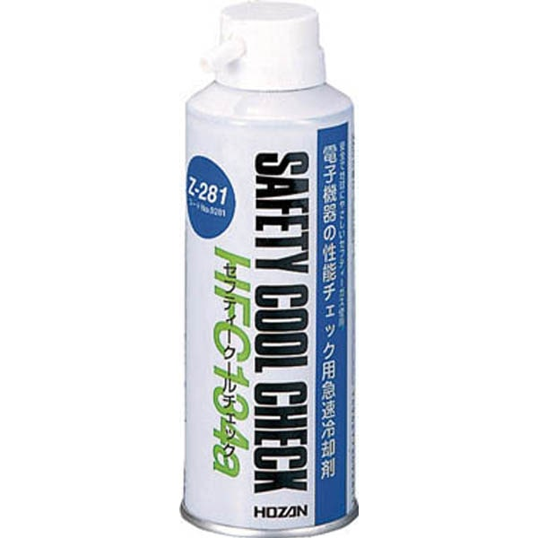 【CAINZ DASH】HOZAN 急冷剤 セフティークールチェック230g