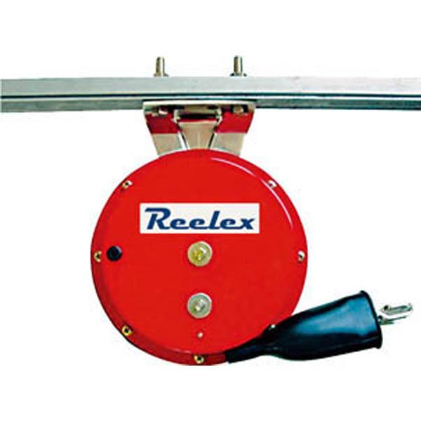 【CAINZ DASH】Reelex 自動巻アースリール 吊下げ取付タイプ