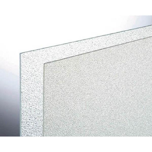 【CAINZ DASH】光 スチロール樹脂板ガラスマット2.4mm 1830X915