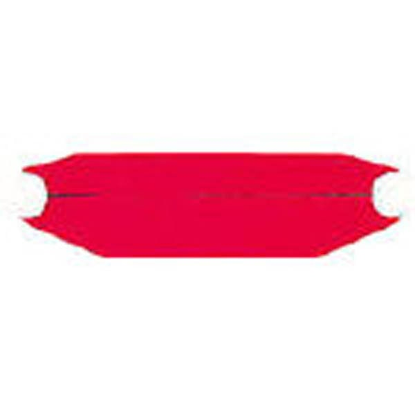 【CAINZ DASH】ユニット ヘルタイ(兼用タイプ)赤 ネオプレンゴム 90×310