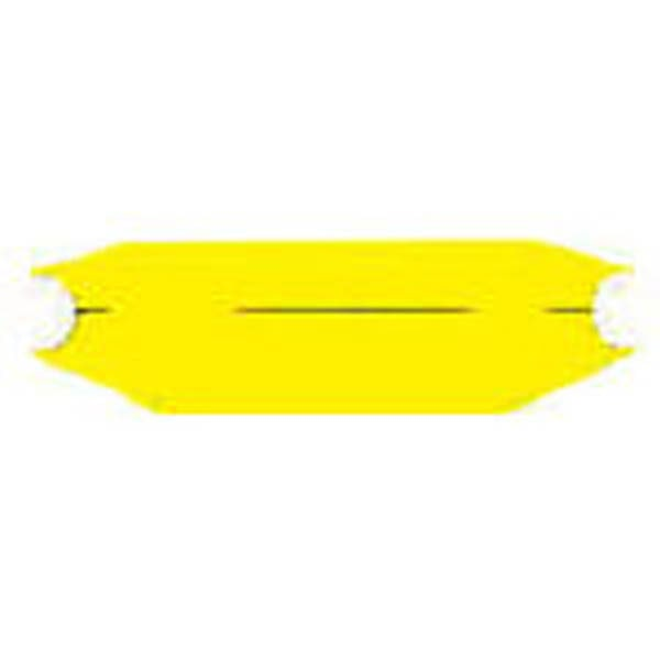 【CAINZ DASH】ユニット ヘルタイ(兼用タイプ)黄 ネオプレンゴム 90×310