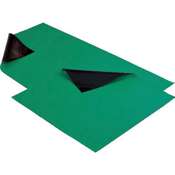 【CAINZ DASH】HOZAN 導電性カラーマット グリーン