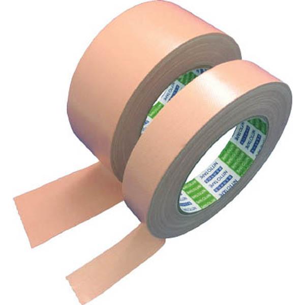 【CAINZ PRO】日東 養生用布粘着テープ NO.7500 25mmX25m さんご NO7500X25