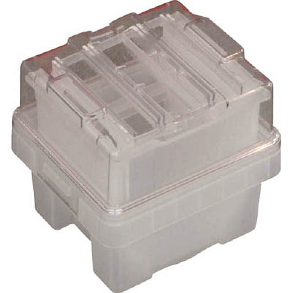 【CAINZ DASH】サンコー 半導体ウエハ搬送容器Σ150