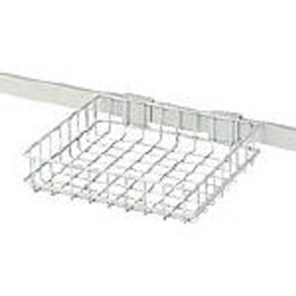 【CAINZ DASH】コンドル (清掃用具収納庫)清掃システムラック用 ワイヤーカゴ26小