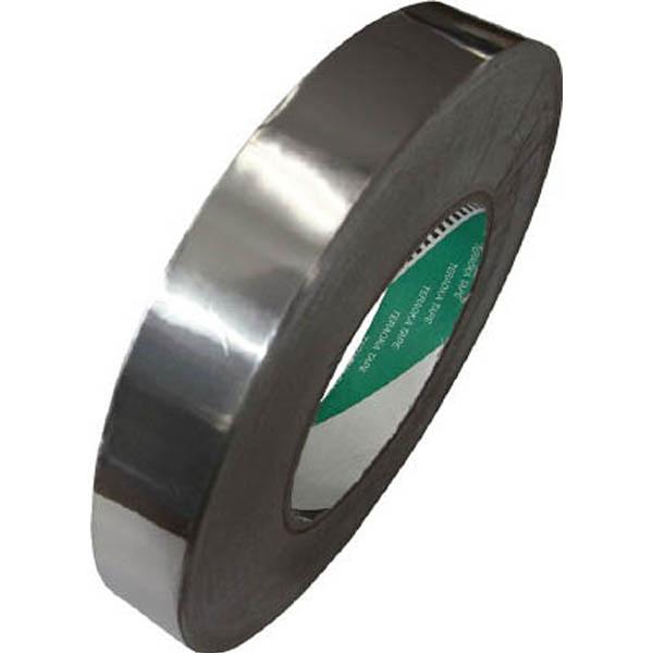【CAINZ DASH】TERAOKA アルミ箔粘着テープ NO.8370 50mmX10M