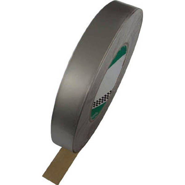 【CAINZ DASH】TERAOKA アルミ箔粘着テープ NO.8371 50mmX10M