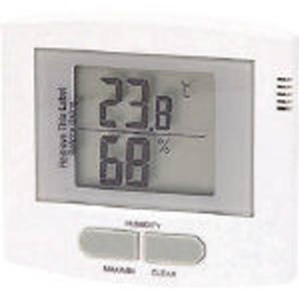 【CAINZ DASH】カスタム デジタル温湿度計