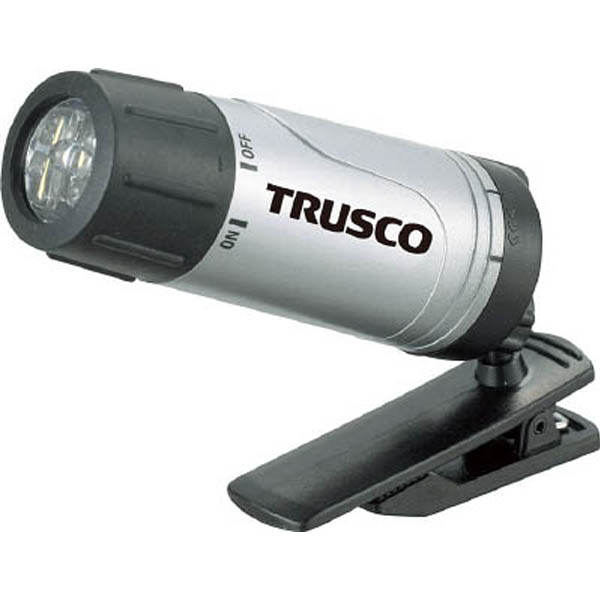 【CAINZ DASH】TRUSCO LEDクリップライト 30ルーメン 28.5X103XH65.5