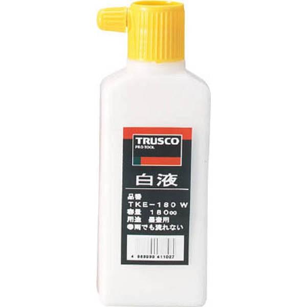 【CAINZ DASH】TRUSCO 白液 180cc 白