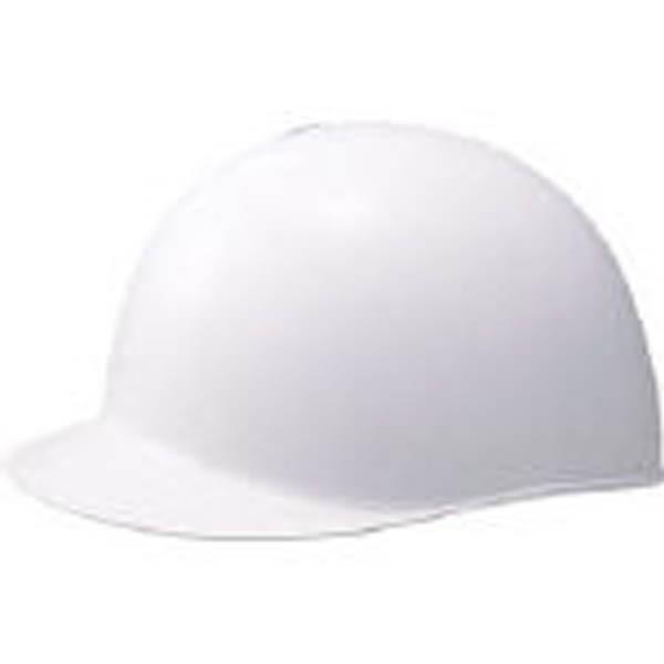 【CAINZ DASH】タニザワ ヘルメット(耐電型野球帽タイプ) 白