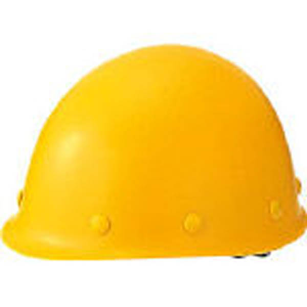 【CAINZ DASH】DIC MP型ヘルメット 黄