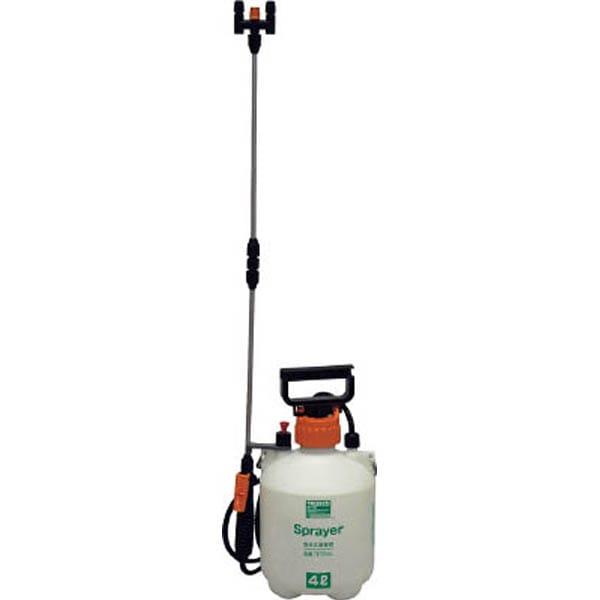 【CAINZ DASH】TRUSCO 蓄圧式噴霧器 4L