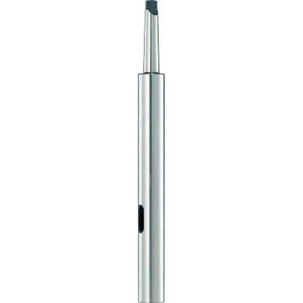 【CAINZ DASH】TRUSCO ドリルソケット焼入研磨品 ロング MT1XMT2 首下150mm