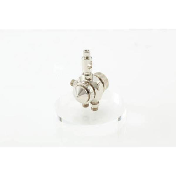 【CAINZ DASH】アネスト岩田 液体塗布用自動スプレーガン(小形 丸吹) ノズル口径2.0mm