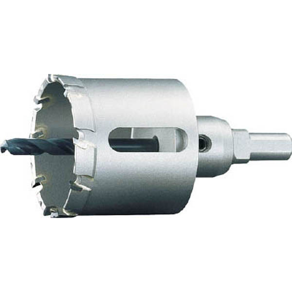 【CAINZ DASH】ユニカ 超硬ホールソー メタコアトリプル(ツバ無し)60mm