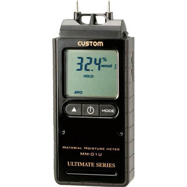 デジタル水分計 MM01U