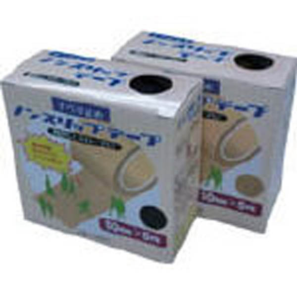 【CAINZ DASH】日東エルマテ ノンスリップテープ 50mmX5m 灰