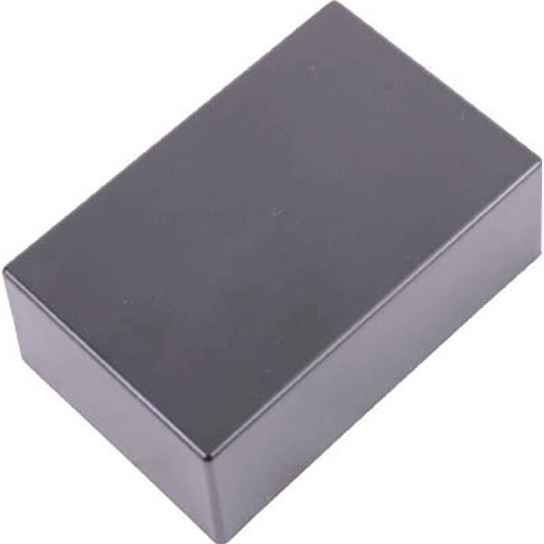 【CAINZ DASH】テイシン プラスチックケース ブラック 70x107x40