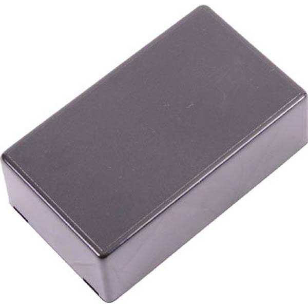 【CAINZ DASH】テイシン プラスチックケース ブラック 95X65X20