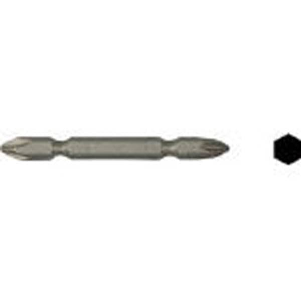 【CAINZ DASH】HiKOKI 両頭プラスビットNo.2×45L