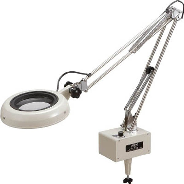 【CAINZ DASH】オーツカ LED照明拡大鏡 ENVL−F型 2倍