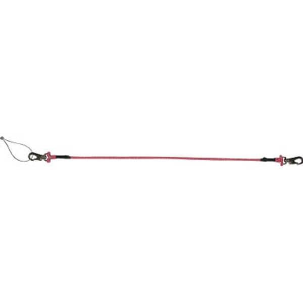【CAINZ DASH】フジ矢 布製セーフティーコード(5kgタイプ・ピンク)