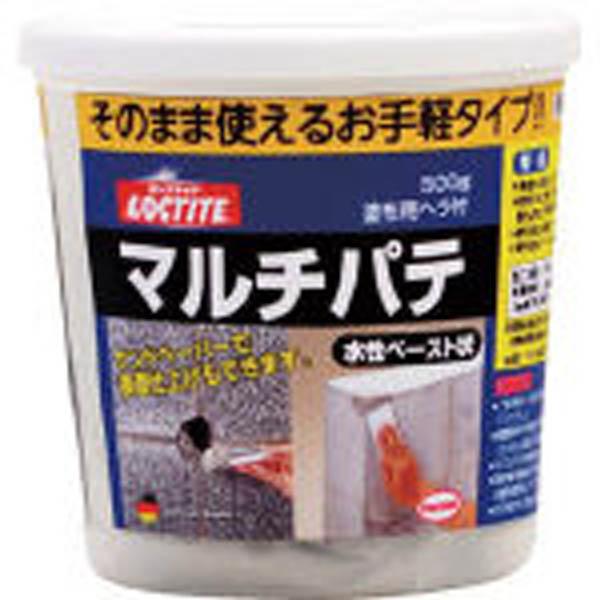 【CAINZ DASH】LOCTITE 補修材 マルチパテ 灰色 500g
