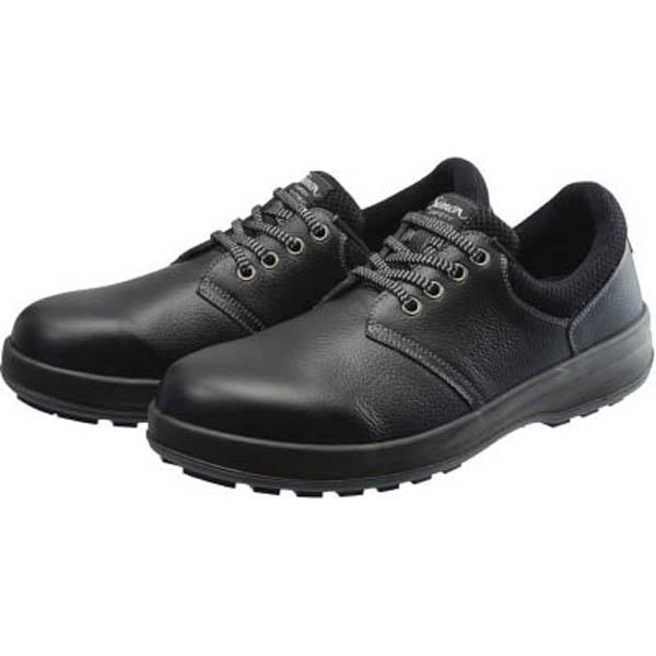 安全靴 黒短靴 JIS 26.0cm