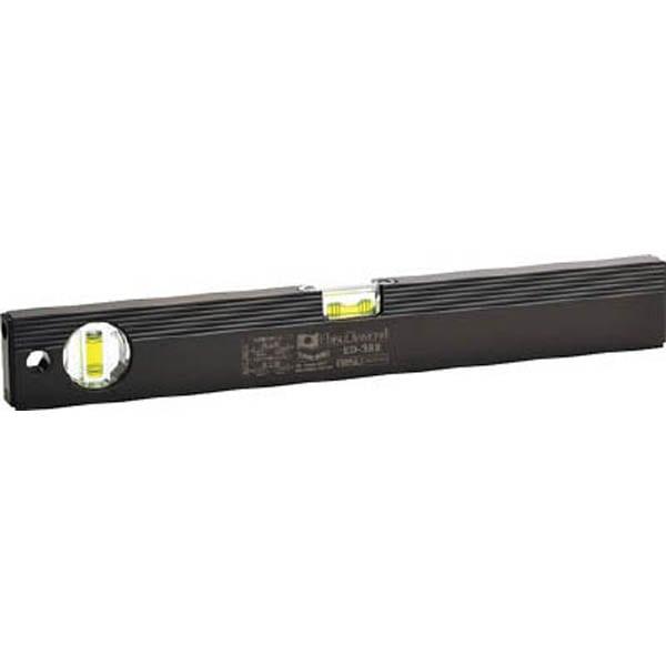【CAINZ DASH】エビスダイヤモンド ベーシックレベルブラック 380mm ブラック/グリーン