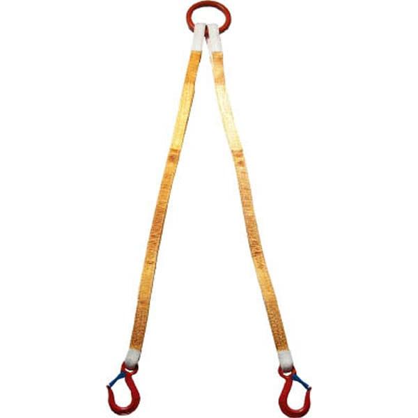 【CAINZ DASH】大洋 2本吊 インカリフティングスリング 1t用×2m