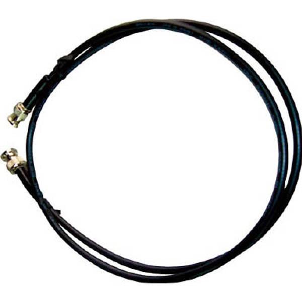 【CAINZ DASH】テイシン BNC付同軸ケーブル1.5m BNCプラグ両端付 RG−58A/U
