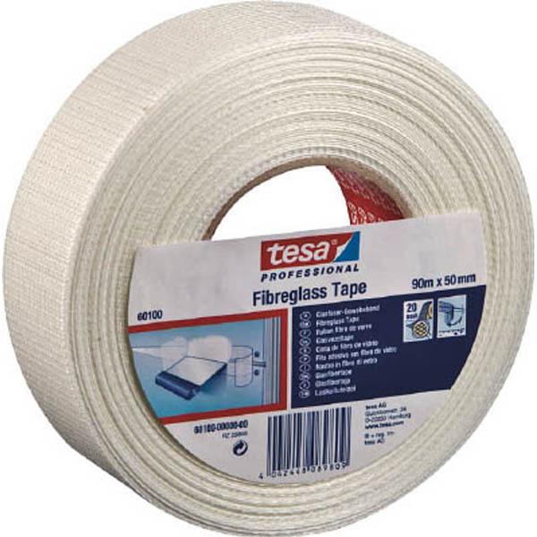 【CAINZ DASH】tesa グラスファイバーテープ(ボード目地用)