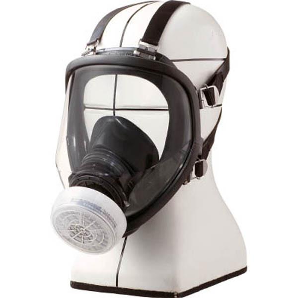 【CAINZ DASH】シゲマツ 直結式小型全面形防毒マスク