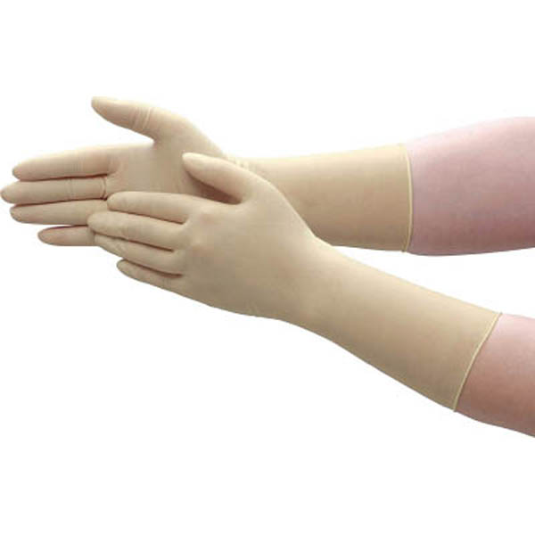 【CAINZ DASH】TRUSCO ラテックス手袋 100枚入り S