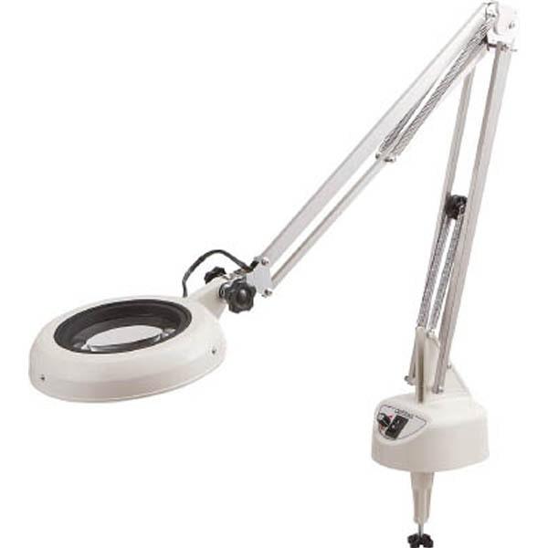 【CAINZ DASH】オーツカ LED照明拡大鏡 ENVL−F型 4倍