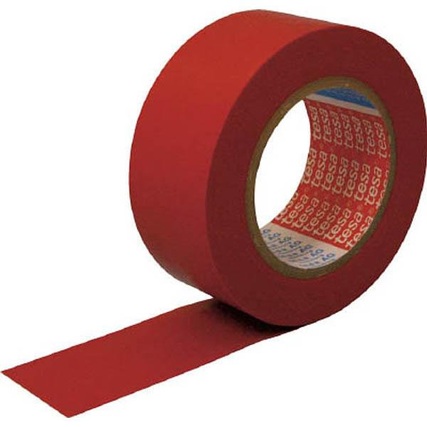 【CAINZ DASH】tesa ラインマーキングテープ 赤 50mmX33m