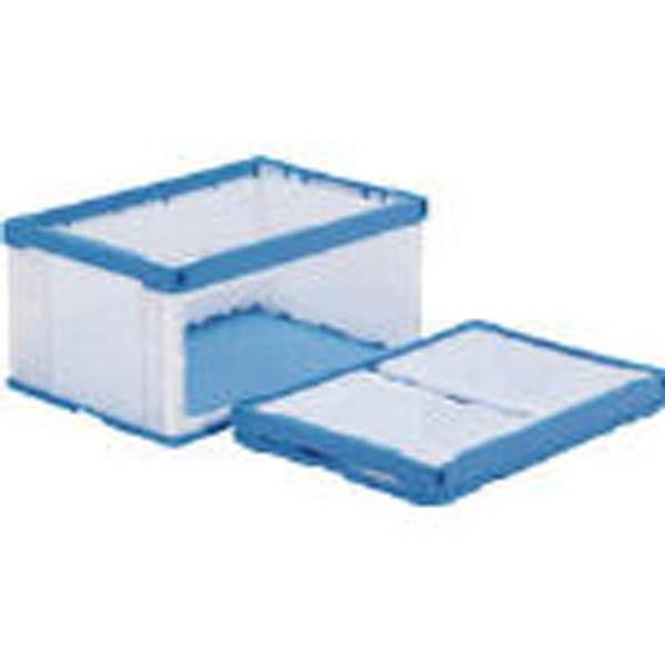 【CAINZ DASH】サンコー オリコンラックP75B−D(長側扉なし) ブルー/ホワイト