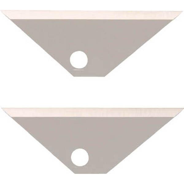 オープン工業 (OPEN) 替刃 CTB-1 1組(2枚) 321-6161