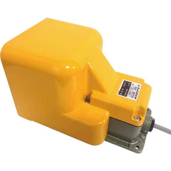 【CAINZ DASH】オジデン フットスイッチ産業用防雨形・シールドカバー付 定格6A−250VAC