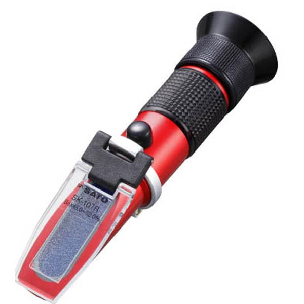 手持屈折計Rシリーズ SK-107R(0187-00) SK107R
