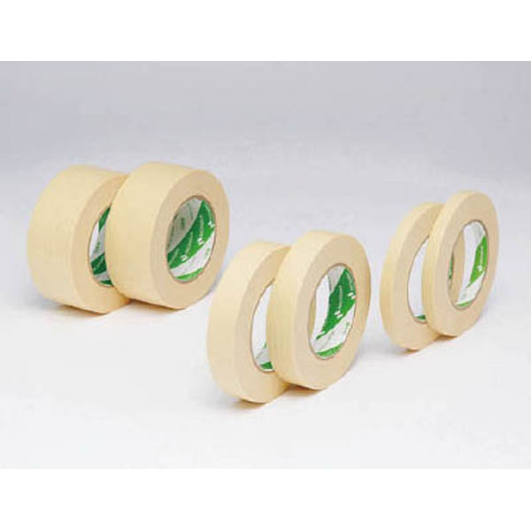 【CAINZ DASH】ニチバン クレープマスキングテープ334H−38 (5巻入)