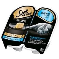 シーバ 一皿の贅沢 しっとりテリーヌ 厳選お魚ミックス(ツナ・白身魚) 75g