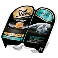 シーバ 一皿の贅沢 しっとりテリーヌ 厳選お肉お魚ミックス(白身魚・チキン) 75g