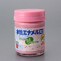 水性エナメル ミニ 25ml ピンク