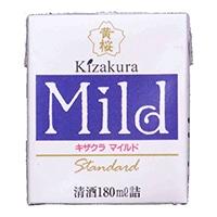 黄桜 マイルドパック 180ml【別送品】